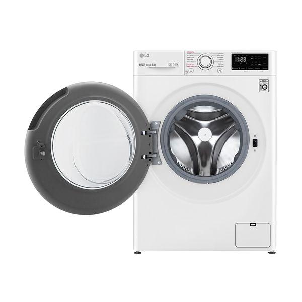 LG F4WV308S3E Πλυντήριο Ρούχων 8kg