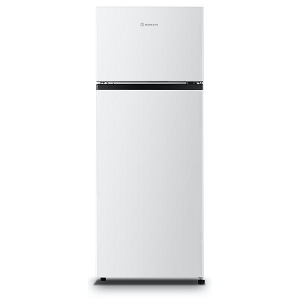 Morris W88208DAP Ψυγείο Δίπορτο Λευκό