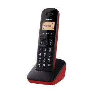 Panasonic KX-TGB610 Κόκκινο Ασύρματο Τηλέφωνο