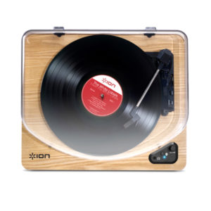 ION Air LP Wood Bluetooth Πικάπ