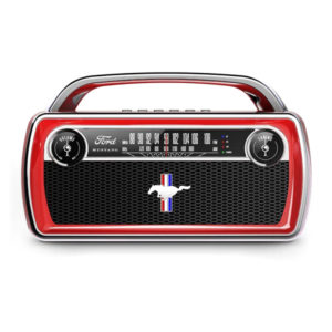 ION Mustang Stereo Red Στερεοφωνικό