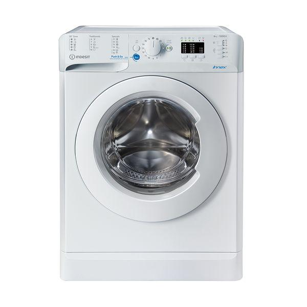 Indesit BWSA 61051 W EU N Πλυντήριο Ρούχων
