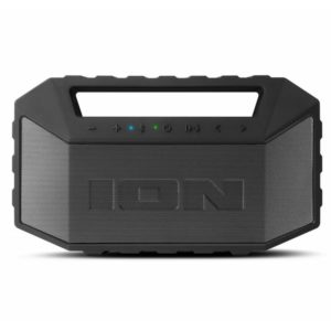 ION Plunge Black Ηχείο Bluetooth