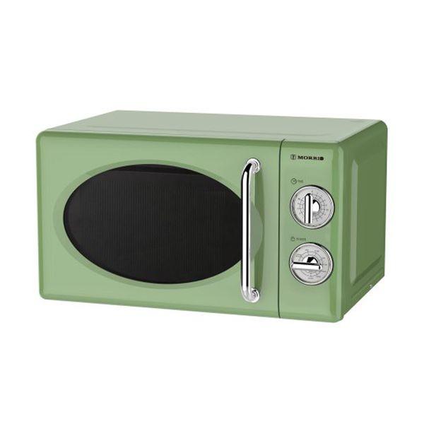 morris-mwrs-20702lg-light-green-φούρνος-μικροκυμάτων