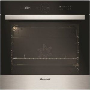Brandt BXP 5556X Εντοιχιζόμενος Φούρνος Άνω πάγκου
