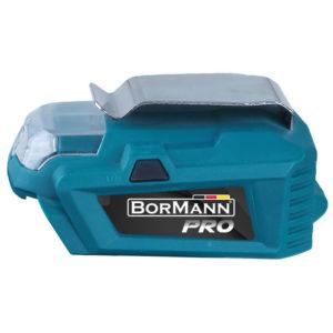 BORMANN Pro BBP1010 (032779) Powerbank USB ΦΑΚΟΣ 2 σε 1