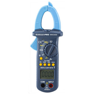 BORMANN Pro BDC3000 (028444) Αμπεροτσιμπίδα Ψηφιακή 600V