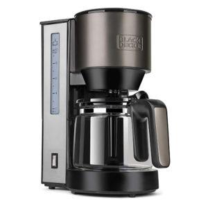Καφετιέρα φίλτρου Black & Decker BXCO870E