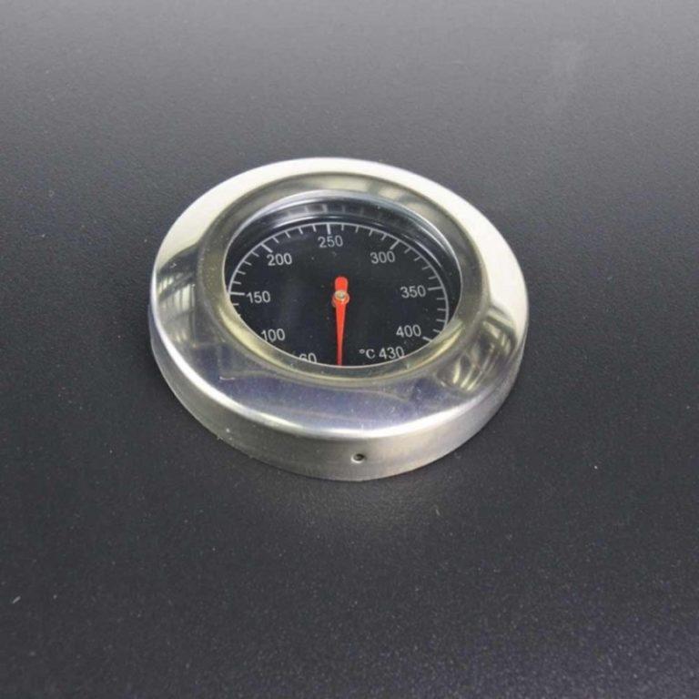 BORMANN BBQ4100 Ψηστιέρα Υγραερίου 4+1 Εστιών με Μαντεμένια Σχάρα (019114)