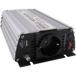 BORMANN BMI1000 Inverter Μετατροπέας 12V-220V (022534)