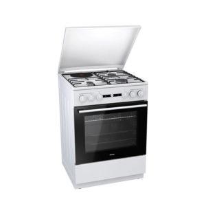 Korting KK 64 Λευκή Μεικτή Κουζίνα