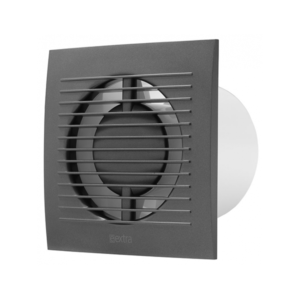 Europlast EE100A – Εξαεριστήρας μπάνιου Ανθρακί