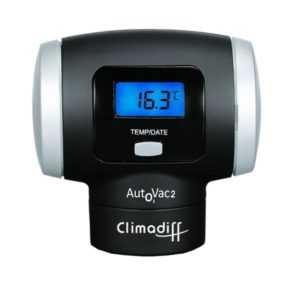 Climadiff Ηλεκτρονικός Φελλός AutO2Vac2 801450971