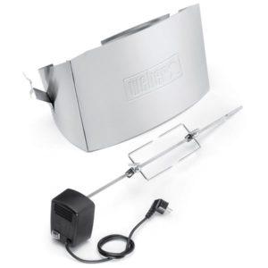 Weber Q300 Ηλεκτρική Σούβλα