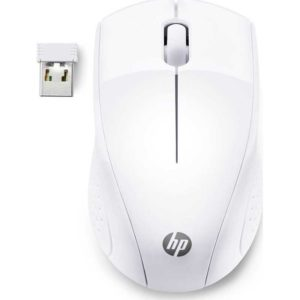 HP Wireless Mouse 220 White 7KX12AA