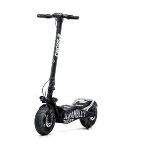 Ducati Scrambler Cross-E Black