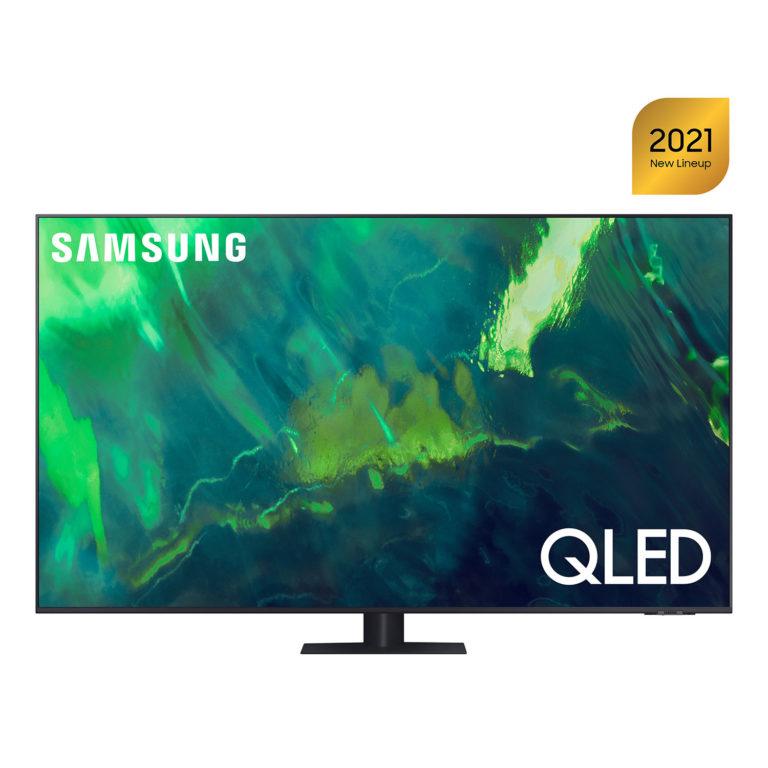 "Samsung QLED TV 65Q70A 65"" 4Κ Ultra HD Smart"