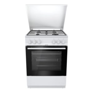 Gorenje G6111WJ Κουζίνα Υγραερίου με φούρνο αερίου
