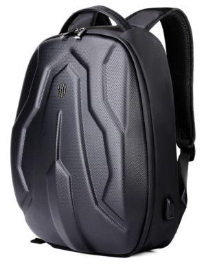 ARCTIC HUNTER τσάντα πλάτης B00320-BK-FC με θήκη laptop, eva, μαύρο FC