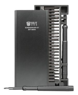 BEST σετ εργαλείων με κατσαβίδια ακριβείας BST-8934A, κασετίνα, 50τμχ