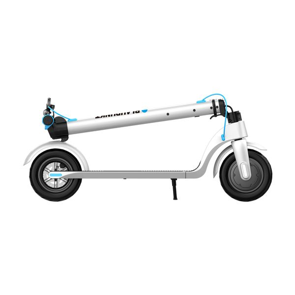 Blaupunkt ESC808 Λευκό Ηλεκτρικό Scooter & Τσάντα Μεταφοράς