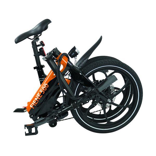 Blaupunkt Fiene 500 Αναδιπλούμενο Ηλεκτρικό Ποδήλατο