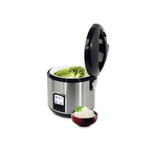 Βραστήρας ρυζιού και ατμομάγειρας Hendi 240410