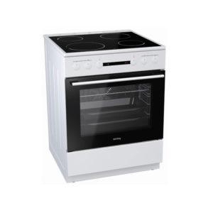 Κεραμική Κουζίνα Korting KEC 6151 WPG