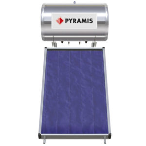 Pyramis Ηλιακός Θερμοσίφωνας 160 lt 026000305