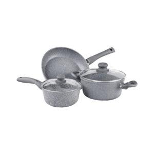 Μαγειρικά σκεύη Stone LAMART LT10953τμχ