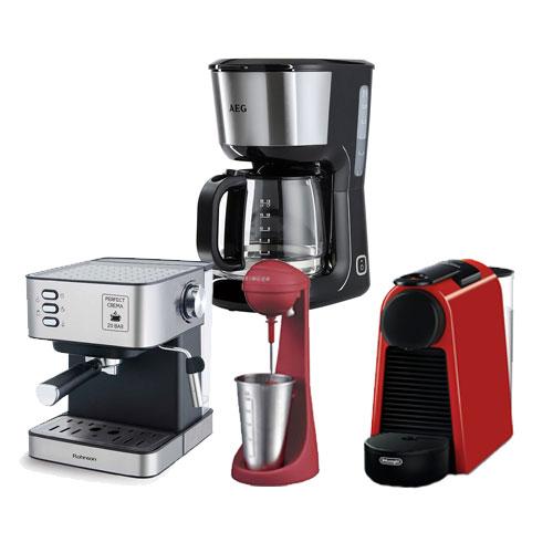 Μηχανές Καφέ-Ροφημάτων