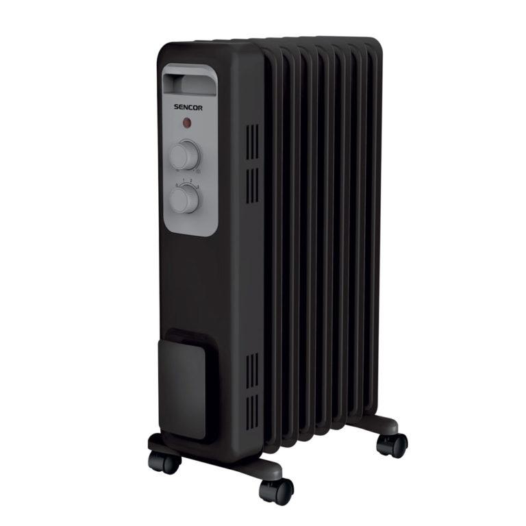 Ηλεκτρικό Καλοριφέρ Λαδιού Sencor SOH 3307BK