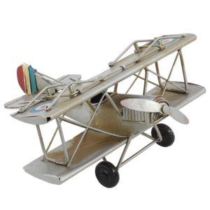 inart-διακοσμητικό-επιτραπέζιο-αεροπλάνο