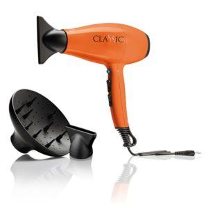 Επαγγελματικό σεσουάρ Gama A11.CLASSIC.AR Πορτοκαλί