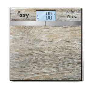 Izzy Fitness 223084 Ζυγαριά Μπάνιου