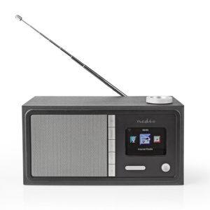 Nedis RDIN3000BK Internet Radio