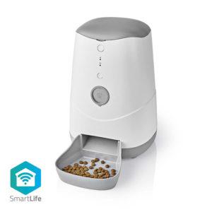 Nedis WIFIPET10CWT Αυτόματη Ταΐστρα Smart Pet Food Dispenser