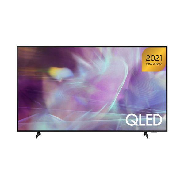 """Samsung QLED QE55Q60AA 55"""" Τηλεόραση Smart 4K TV"""