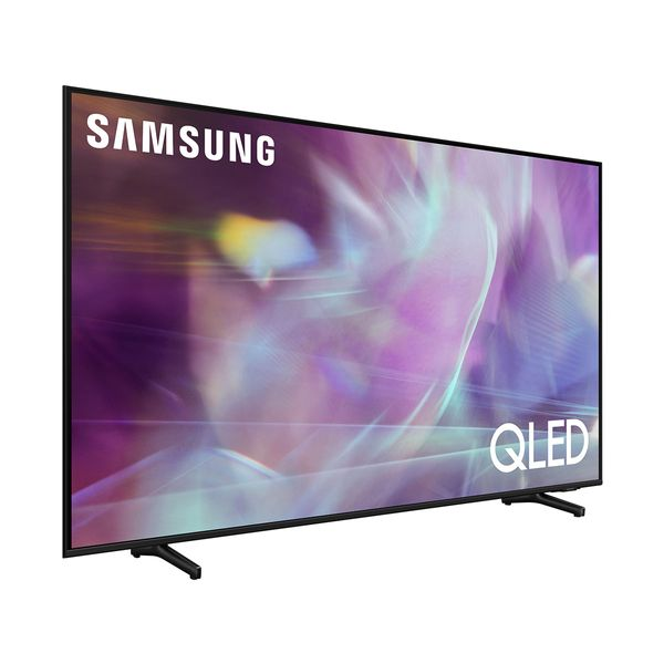 """Samsung QLED QE65Q60AA 65"""" Τηλεόραση Smart 4K TV"""