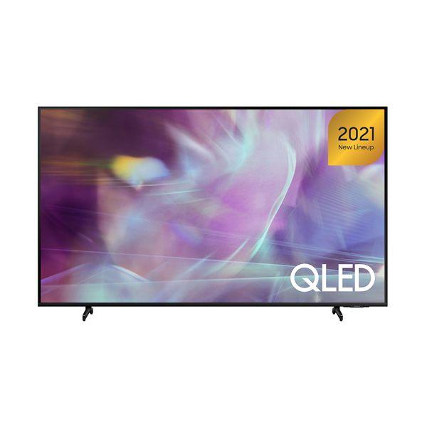 """Samsung QLED QE75Q60AA 75"""" Τηλεόραση Smart 4K TV"""
