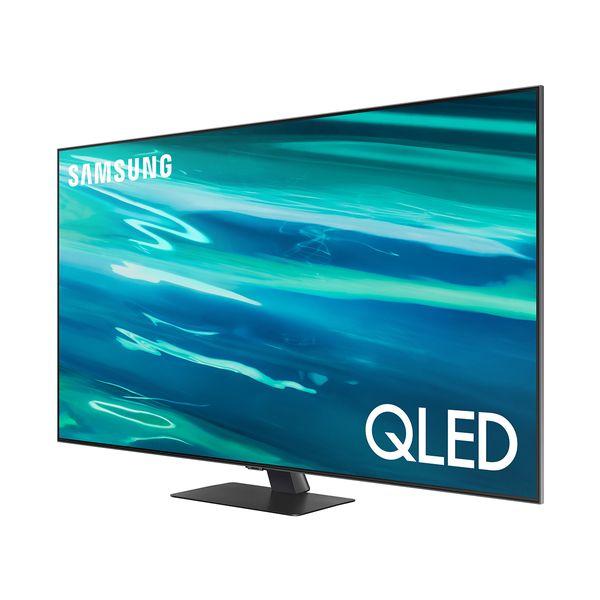 """Samsung QLED QE75Q80AA 75"""" Τηλεόραση Smart 4K TV"""