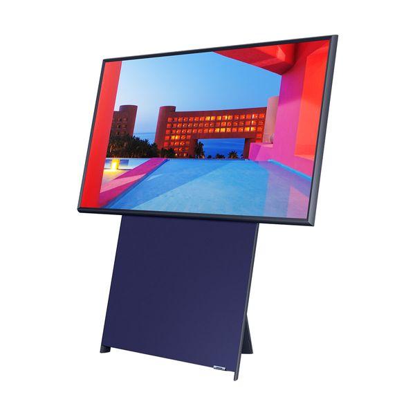 "Samsung The Sero QLED QE43LS05TC 43"" Τηλεόραση Smart 4K TV"