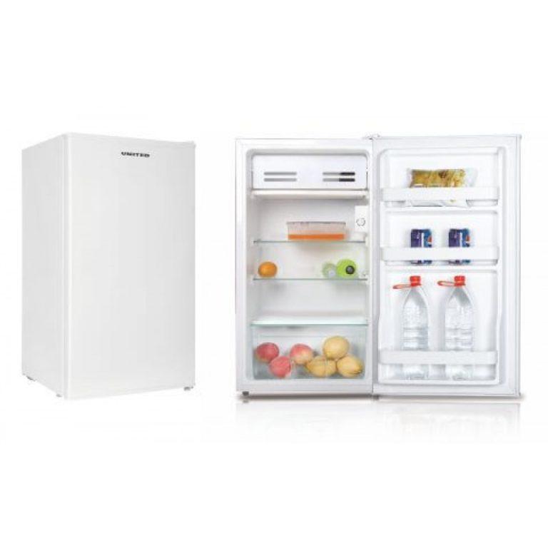 UNITED UND1095W Ψυγείο Μονόπορτο