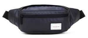 ARCTIC HUNTER τσάντα μέσης YB14001-BK, αδιάβροχη, μαύρη