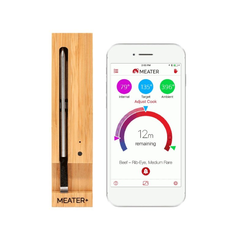 Ασύρματο Θερμόμετρο με Bluetooth Plus - MEATER