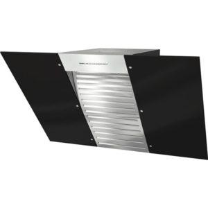 Απορροφητήρας Miele DA6096W Black Wing Καμινάδα