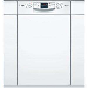 Εντοιχιζόμενο πλυντήριο πιάτων 45 cm - Χρώμα: Λευκό SPI46MW01E