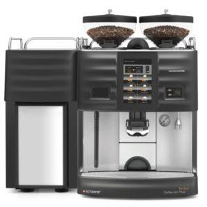 schaerer-coffee-art-plus-best-foam-μηχανή-καφέ
