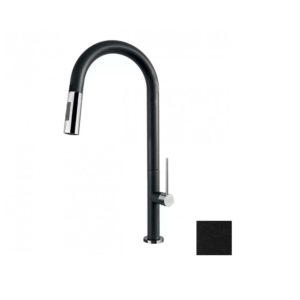Μπαταρία κουζίνας Carron Phoenix Tozo 48780-Granite Black