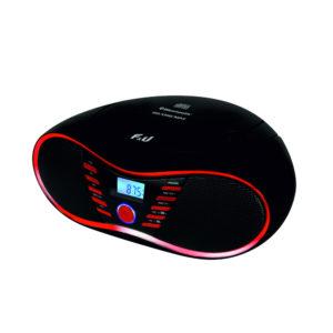 Φορητό Ράδιο-CD F&U RCD9043BT
